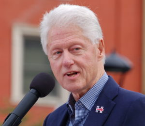 Rifondazione del Pd, Bill Clinton