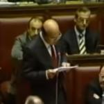 Camper, Bettino Craxi parla alla Camera sui finanziamenti illegali ai partiti