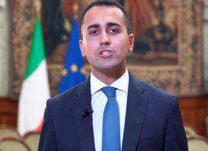 Scudo penale, Luigi Di Maio