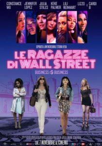 """Le ragazze di Wall Street, La locandina del film """"Le ragazze di Wall Street"""""""