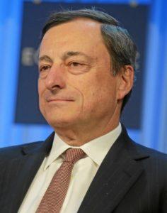 Salvini moderato, Mario Draghi