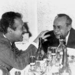 Agnese, Leonardo Sciascia con Paolo Borsellino