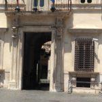 Tasse, ingresso di Palazzo Chigi