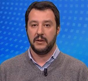 Rifondazione del Pd, Matteo Salvini