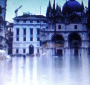 Mose, San Marco sotto l'acqua