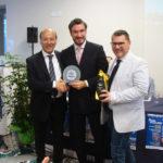 Collezionismo, premiazione di Aldo Rossi Merighi a Cava dei Tirrenine