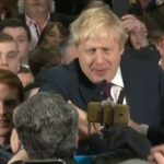 Regno Unito, Boris Johnson