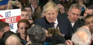 Regno Unito, Boris Johnson