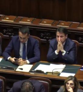 Emilia Romagna, Luigi Di Maio e Giuseppe Conte