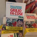 """Giulio Reggeni, """"Giulio fa cose"""", il libro su Giulio Reggeni"""