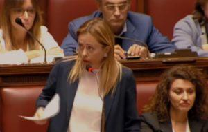 Giorgia Meloni, Giorgia Meloni