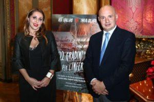 Di Ponto, Rita Cavallaro ed Emilio Orlando