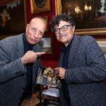 Veneziani, Pippo Franco e Marcello Veneziani