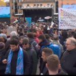 Sardine a Bologna, Le Sardine manifestano a Bologna il 19 gennaio