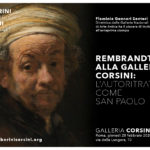 Rembrandt, Autoritratto di Rembrandt alla Galleria Corsini