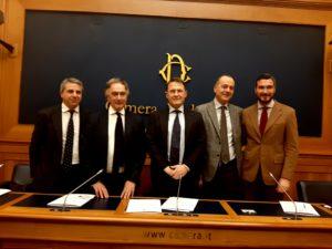 Collezionismo minore, Edmondo Cirielli, Aldo Rossi Merighi, Carlo Sallustio, Mauro Grimaldi, Guido Cecinelli