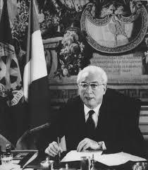 finanziamento ai partiti, Francesco Cossiga