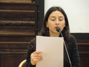 Clima nel piatto, Simona Piccolini