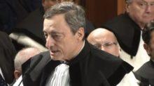 Giancarlo Giorgetti, Mario Draghi