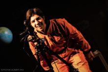Gagarin, Un momento dello spettacolo (foto Simona Albani)