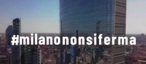 Milano, lo slogan del video postato da Beppe Sala