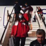 Aiuti cinesi, Medici cinesi sbarcano a Fiumicino