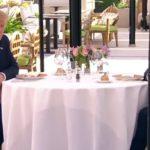 Pandemia Donald e Emmanuel Macron