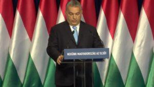 Netanyahu, Viktor Orban