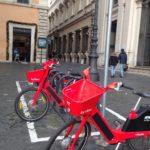 Bici, Biciclette al centro di Roma