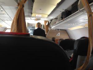 Almaviva, Fusoliera di un aereo Alitalia