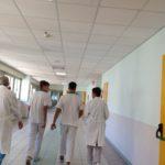 Sanità pubblica,Un gruppo di medici e infermieri