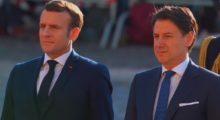 Globalizzazione, Emmanuel Macron e Giuseppe Conte