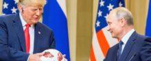 Sanzioni, Donald Trump e Vladimir Putin