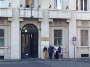 Gratteri, La sede del Consiglio superiore della magistratura
