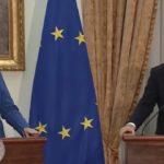 Debito comune europeo, Angela Merkel e Giuseppe Conte