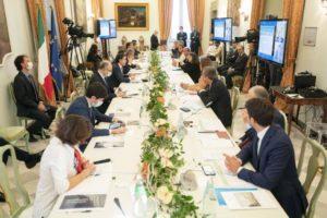 Progettiamo il rilancio, Il tavolo del confronto agli Stati Generali