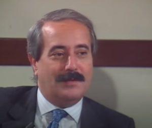 Luca Palamara, Giovanni Falcone