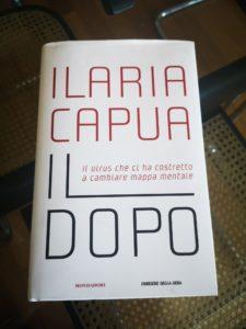 Ilaria Capua, Il Dopo, libro di Ilaria Capua