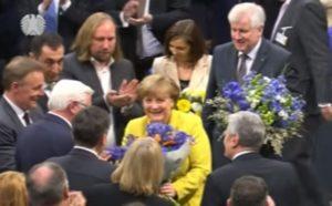 Cancelliera Merkel, Angela Merkel