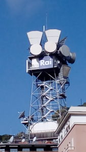Giornalismo,Torre Rai di Via Teulada