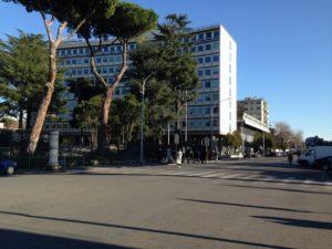 Contatore Acea, Sede dell'Acea a Roma