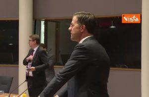 Consiglio europeo, Mark Rutte