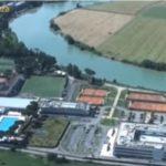 Salaria Sport Village, Il Salaria Sport Village dall'alto