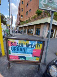 Stabilimenti urbani, Cartello sugli Stabilimenti urbani