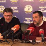 Questione Nord, Giancarlo Giorgetti e Matteo Salvini