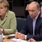 Leadership, Angela Merkel e Vladimir Putin