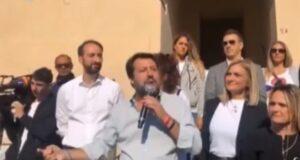 Amministrative, Matteo Salvini