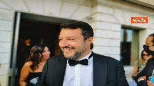 Smoking, Matteo Salvini in smoking