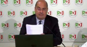 parlamentari, Nicola Zingaretti