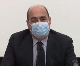 Provocazione, Nicola Zingaretti